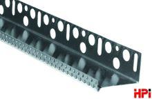 Soklová lišta AL s okapničkou 10 cm