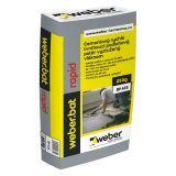 Weber.bat rapid - rychletvrdnoucí betonový potěr 25kg
