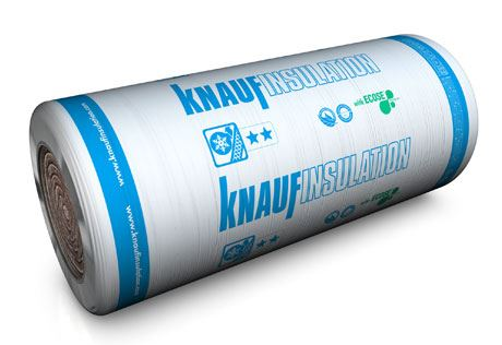 KNAUF INSULATION NatuRoll Plus 120mm