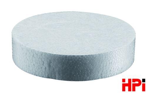 EPS zátka řezaná 70 mm šedá