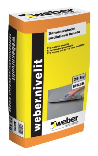 Weber.nivelit 25 kg