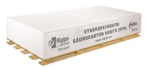 Sádrokarton Habito(DFRI) 12,5 Rigips