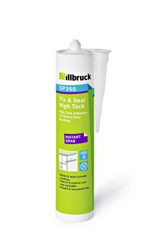 Lepidlo s okamžitou počáteční pevností ILLBRUCK 310 ml (mamutí síla) - SP350