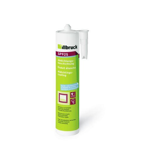 Tekutá hydroizolační membrána ILLBRUCK 310 ml - černá - SP925